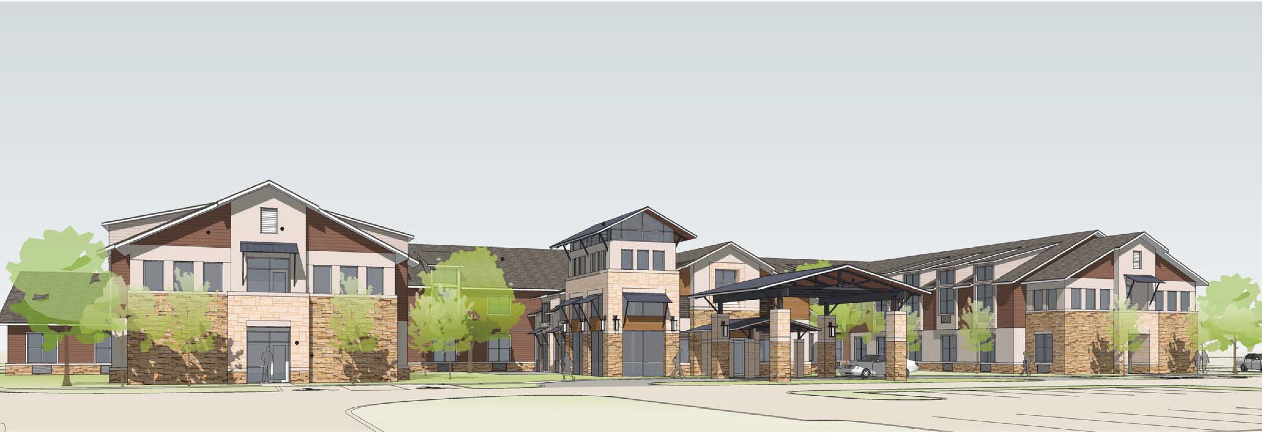 Construction Begins On New Senior Living Facility In Plano Tx