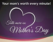 KeepCalling.com Offers 10% Voice Credit bonus on Mother's Day