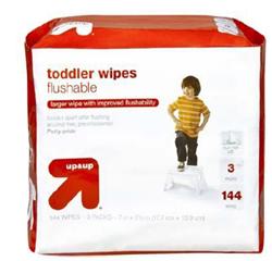 Target Flushable Wipes Class Action Lawsuit