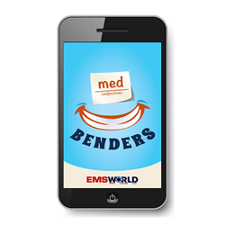 Med Benders EMS World Edition Screen