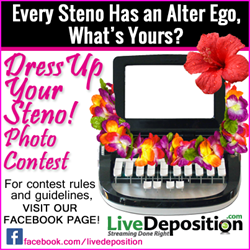 Dress Up Your Steno