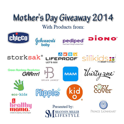 Image of Mother's Day giveaway participating brands, Green Rainbow Revolution.