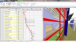 Asta Powerproject with BIM functionality