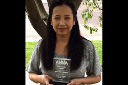 ANNA Quality Care Award Winner