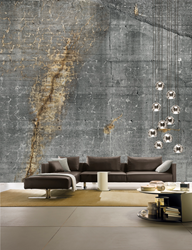ConcreteWall and Resource Furniture