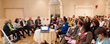 Attendees at the Not-for-Profit Leadership Summit XII Monday, May 5 at the Doubletree Hotel in Tarrytown, participate in more than a dozen breakout sessions.