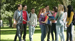 college students, back-to-school, marketing, small businesses