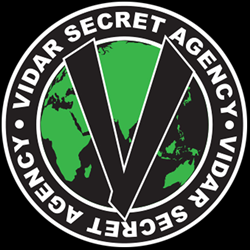 My Date With a Secret Agent Logo