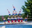 Tommy Bartlett Water-ski Pyramid