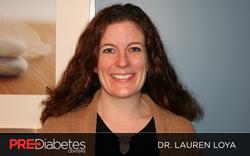 Dr. Lauren Loya, PreDiabetes Centers physician
