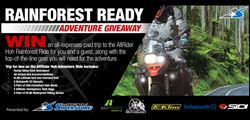 Rainforest Ready Adventure Giveaway 2014