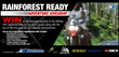 Motorcycle Superstore Rainforest Ready Adventure Giveaway