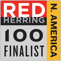 Red Herring Top 100 North America Award