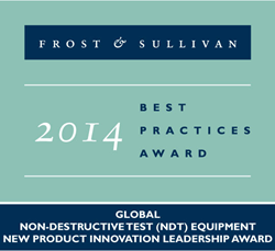 NDT, AcousticEye, Frost & Sullivan, DUET, Inspection