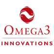 Omega3 Innovations Logo