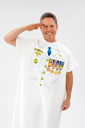 Seriously Funny Gowns is a new online boutique featuring creative hospital gowns that let patients everywhere 'show off' their spirit and character!