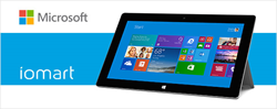iomart offers Microsoft Surface