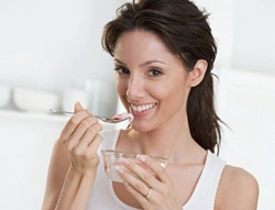 health and beauty benefits of yogurt consumption