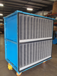 Automotive Dunnage, Steel Racks, Cart Dividers, Returnable Packaging