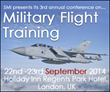 Introducing the third annual Military Flight Training conference