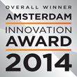 Overall winner - Amsterdam, Innovation Award- 2014