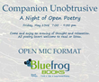 "Blue Frog Books in Howell, MI Hosts 2nd ""Companion Unobtrusive -..."