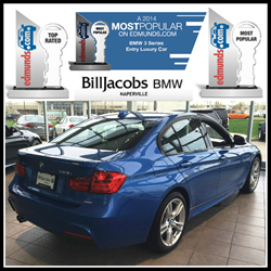 Bill Jacobs BMW Announces Edmunds.com Awards for BMW Models