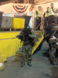 iCOMBAT participates in Urban Shield police training event