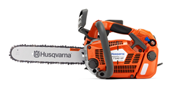 New light weight ergonomic chainsaw for the tree care professional.