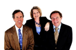 The Staying Young Show Hosts: Dr. Mark Anderson, Judy Gaman, Dr. Walter Gaman