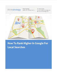 how to improve your website's Google local search rank