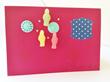 Jo Brand's card
