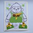 Karl Pilkington's card