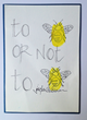 Joseph Fiennes' card
