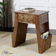 Uttermost Dinsmore Wooden Magazine Table 24399