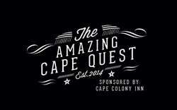Amazing Cape Quest Logo