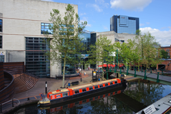 Image of the ICC Birmingham