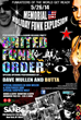 Dave Mullen and Butta Performing at SOBs NYC with United Funk Order