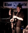 Dave Mullen @ the Blue Note NYC performing his double Sax solo.