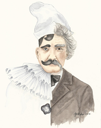 Mark Twain/Pagliacci Double Bill