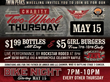 Moto Part Hub Announces Two Wheel Thursday Bike Nights at Twin Peaks in Wheeling, IL For The Local Motorcycle Community, Their Families and Powersports Fans Alike