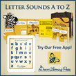 All About Learning Press, Inc. Introduces Letter Sounds App