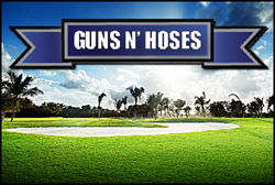 May 10, 2014 Guns N' Hoses Charity Cup at Mission Hills Country Club in Rancho Mirage