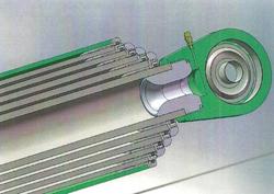 ATT's Hydraulic Cylinder Hoist