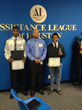 Pro-Vision Academy Seniors Treavon Tryon Valedictorian,  & Willie Turner, III Salutatorian Recognized by the Assistance League of Houston
