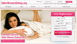 cougar dating online