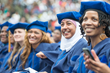 Howard University conferred degrees on 2600 students, including 105 doctoral candidates. This was the largest doctoral class in Howard's history.
