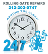 Rolling Gate NYC Introduces Round-the-Clock Service for Dealing with...