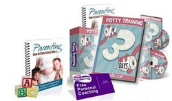 start potty training 3 day method review
