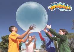Great for outdoor or indoor use year-round, the Wubble™ ball is durable, reusable and washable.